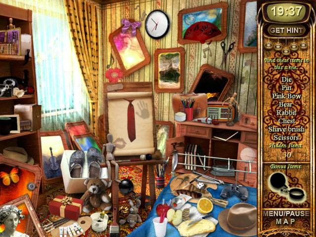 gardens of time playdom hidden object game facebook