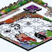 FarmVille Pic of the Day: Dénise Le Grand's white elephant puzzle