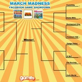 March Madness Facebook Game Showdown: Round 1