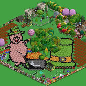 FarmVille Pic of the Day: Paul Hempenstall's St. Patty's Day Farm