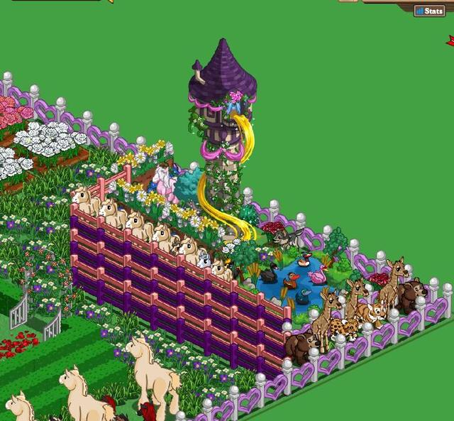 farmville pic of the day kathy hedge maze