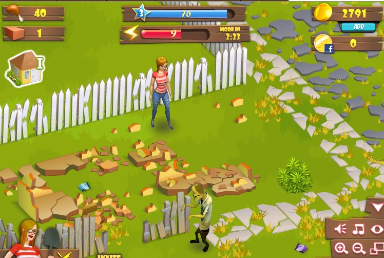 Zombieland game
