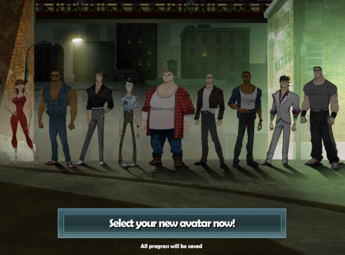 Auto Hustle Characters: Select Your Avatar