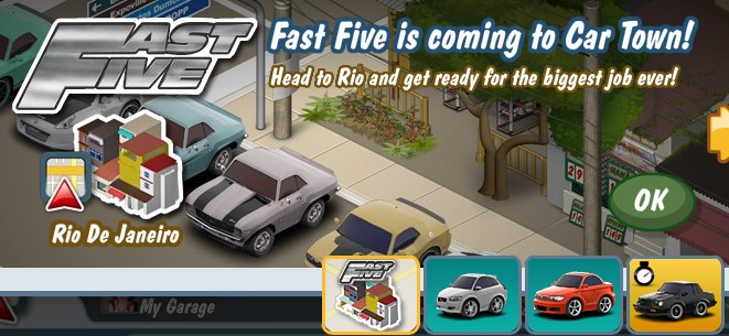 Car Town Fast and Furious