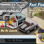 Universal Pictures & Cie Games take Fast Five promotion to a new level in Car Town