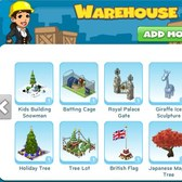 CityVille Bug Fixes and Improvements: No more cloned Holiday Trees, fast selling of decorations added