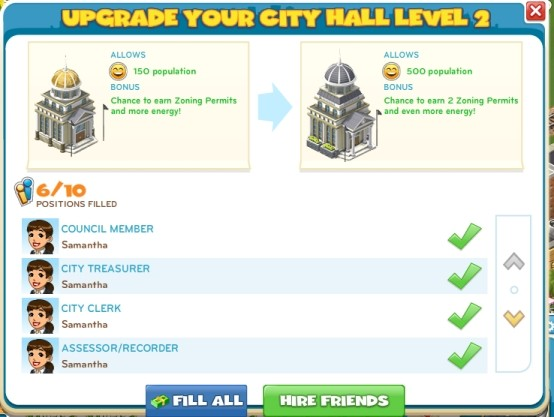 City Hall Upgrade 3