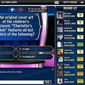 Who Wants to Be a Millionaire now on Facebook: Compete with others for virtual riches