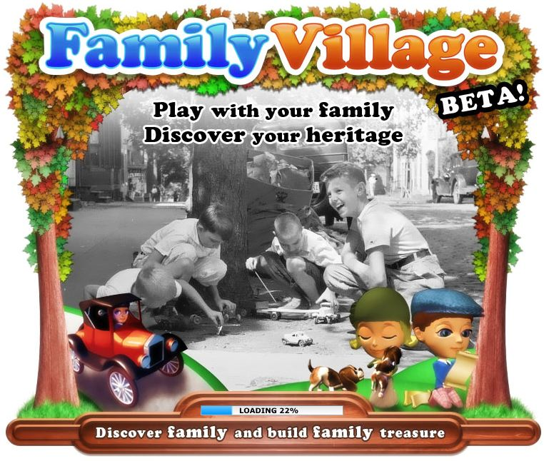 family village on facebook
