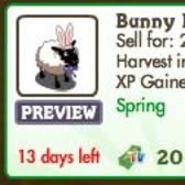 FarmVille Spring Animal: Meet the Bunny Ewe