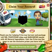 FarmVille Frito Lay Promotion: Help out to receive Frito-Lay Stand, double mastery, & more