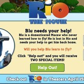 FarmVille Rio Promotion: Help out to receive Blu decoration and Rio Grow