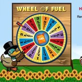 FarmVille: Spin the Wheel of Fuel and win free fuel... just like every other day