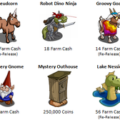 FarmVille yucks it up with April Fools animals and decorations