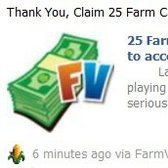 FarmVille Scam Alert: 25 free Farm Cash offer is deceiving, a fraud