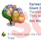 FarmVille Scam Alert: Obvious Giant Cream Egg Tree scam is obvious
