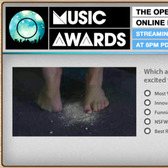Earn 1 free FarmVille Farm Cash in MTV O Music Awards promotion