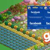 Free Facebook Credits Spring Giveaway