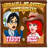 FrontierVille Bess vs. Fanny Contest: It's decision-makin' time