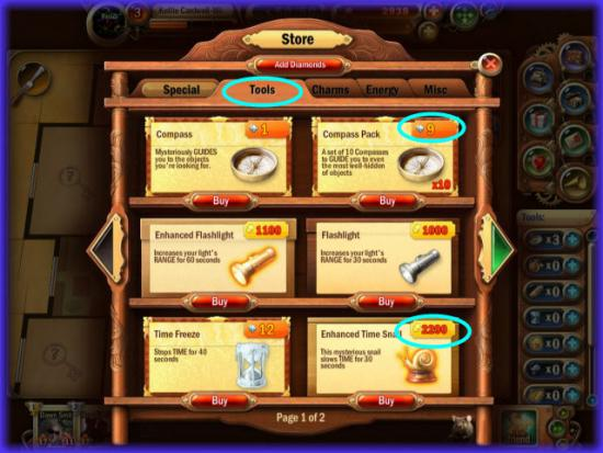 Mystery Manor Tools Store