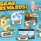 Playfish Cash says goodbye with free gifts for players