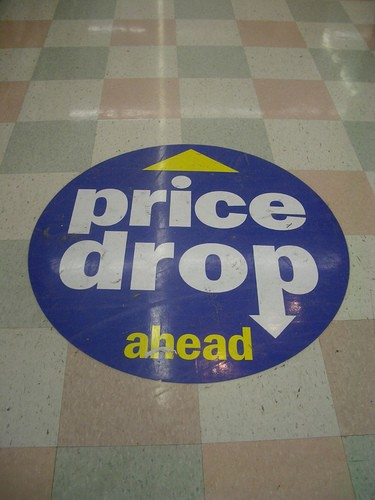 Price Drop Ahead