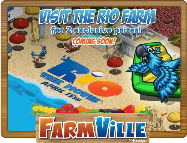 FarmVille Rio Farm