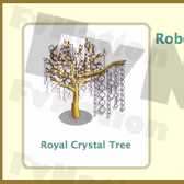 FarmVille: Royal Crystal Trees appearing from Mystery Seedlings