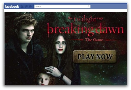 Twilight Breaking Dawn Scam