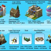 CityVille: History decorations make learning fun in your town