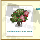 FarmVille: Midland Hawthorn trees appearing from Mystery Seedlings