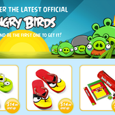 Rovio releases new Angry Birds merchandise, but where's Zynga?
