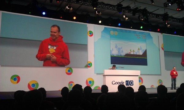 Peter Vesterbacka of Rovio