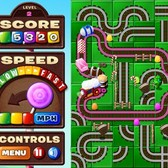 Munch on PopCap's Candy Train for free on iPhone and iPad