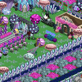 FarmVille Pic of the Day: Cat99's Gaga Paradise