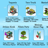 CityVille: Say Hola to new Cinco de Mayo decorations