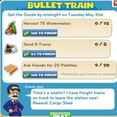 CityVille Bullet Train Goal: Everything you need to know