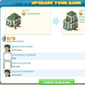 CityVille Upgrade your Bank: Everything you need to know