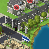 Zynga hints at CityVille expansion with ... Edgar hanging on a chopper?