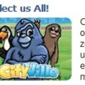 CityVille Zoo: Arctic, Safari and Outback animals teased in sidebar ad