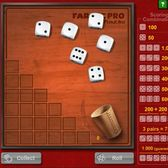 Farkle Pro on Facebook: New Yahtzee-style game needs to lose the hard sell