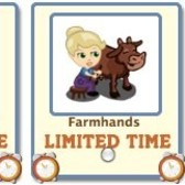 FarmVille: Send Farmhands and Animal Feed as free gifts for a limited time