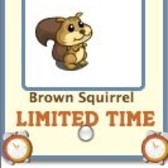 FarmVille: Brown Squirrel available as limited time free gift