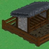 FarmVille: English Countryside Pigpen updated to match other English buildings