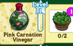 farmville english countryside pink carnation recipes