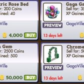 FarmVille GagaVille: 102.7 KIIS FM items now available in the store