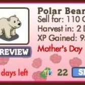 FarmVille Mother's Day Animals: Kangaroo & Joey, Polar Bear Cub