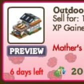 FarmVille Mother's Day Building: Outdoor Spa