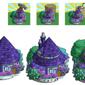 FarmVille GagaVille(?) Sneak Peek: Bedazzled Cottage is poppin'