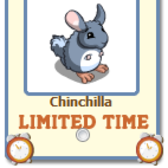 FarmVille: A Chinchilla comes to the Farm-Villa as a Free Gift